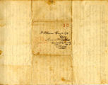 Hayes Letter 1841040901, James Hayes to William Hayes
