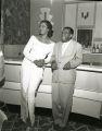 Marian Bruce and Coldridge Paris