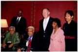 Senator Alexander and Hooks Family