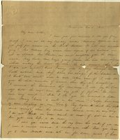 Letter from Charlotte to Samuel Cowles, 1839 December 5