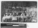 Girls manufacturing textiles, Manila, Philippines, ca. 1920-1940