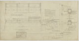 Thumbnail for City Hall & Court House, Fourth Street Entrance, Plan of the Fourth Street Entrance Changes