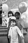 Children with Balloons, Los Angeles, 1983