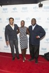 Chiwetel Ejiofor, Lupita Nyong'o, and Steve McQueen, 2013