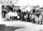 Early members of Brooks Chapel A.M.E. Church of Tulare