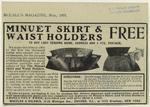 Minuet Skirt & Waist Holders