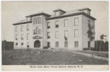 Wells Hall, Mary Potter School, Oxford, N.C.