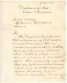 Gov. William Brownlow Correspondence