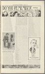 """Page from The Missouri Breeze featuring column """"Do You Remember: Merry Musings of E.E. Meredith"""""""