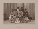 "Social Settlements: United States. Alabama. Calhoun. ""Calhoun Colored School"": Calhoun Colored School, Calhoun, Ala.: A Family."