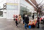 Valentine's Day, Schomburg Center, W. 135th St. at Malcolm X Blvd., Harlem