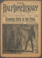 Cowboy Chris to the fore, or, Scourging the scourge of the San Juan