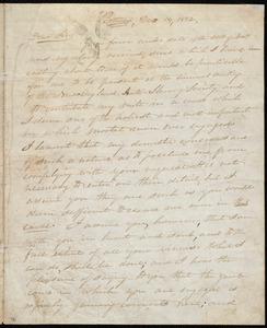 Letter from Samuel Fessenden, Portland, [Maine], to William Lloyd Garrison, Dec. 14, 1832