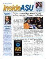 InsideASU [Vol. 3 No. 15 , January 19, 2010]