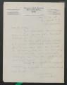 Correspondence: N. C. Newbold, March 1922-June 1922.