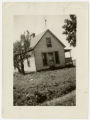 African American ex-slave portrait, Julia Gurdner's house