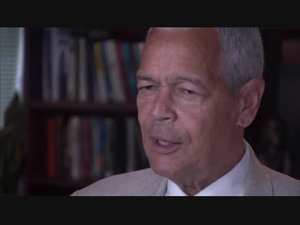 American Experience; Interview with Julian Bond, 1 of 2