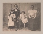 Races, Negroes: United States. Virginia. Hampton. Hampton Normal and Industrial School: Hampton Normal and Agricultural Institute, Hampton, Va.: Hampton exstudents and their children.