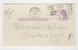 Anonymous Postcard to Chancellor Singletary