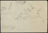 Battlefield maps drawn by American Indian guides, 1892