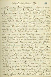 Thomas Butler Gunn Diaries: Volume 16, page 66, April 6, 1861