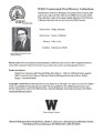 Oral history interview with Howard Wolpe, November 16, 1993