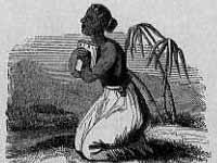 The Negro Woman's Appeal to Her White Sisters  1850 broadside