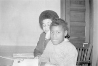 Thumbnail for Black United Students Member Tutors Youth from McElrath Neighborhood