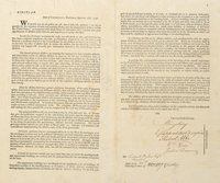 """Circular. We enclose you an act passed the 9th day of July last, entitled, """"An act to provide for the valuation of lands and dwelling-houses, and the enumeration of slaves within the United States,"""" ...Act to provide for the valuation of lands and dwelling-houses, and the enumeration of slaves within the United States"""