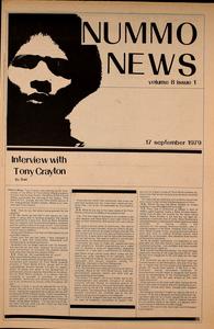Nummo news. v. 8