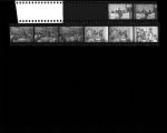 Thumbnail for Set of negatives by Clinton Wright including art class at Madison with Mr. Cooper, pet with class, Birtha Robinson's party for Larry, City officers at meeting, and still life experiments, 1965