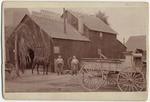 Charles Winter, Horseshoer & Blacksmith