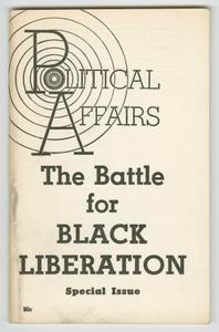 Political Affairs Vol. XLVII No. 2: The Battle for Black Liberation