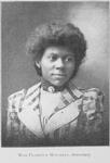 Miss Florence Mitchell, Secretary