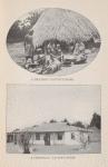 A heathen native's home, a christian native's home