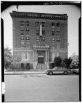Twelfth Street YMCA Building, 1816 Twelfth Street Northwest, Washington, District of Columbia, DC