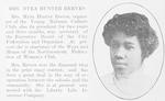 Mrs. Myra Hunter Reeves