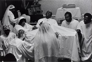 Communion Service, Holy Family S.C