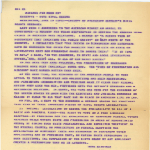 Thumbnail for Excerpts from a President John F. Kennedy Speech