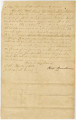 Affidavit Confirming that Eliza Mason is a Free Woman, 1828 September 20