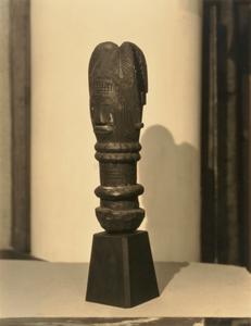 African Negro Sculpture, plate 1