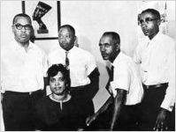 Albany Movement leaders