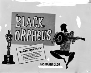 Black Orpheus film telop NBC News Photographs