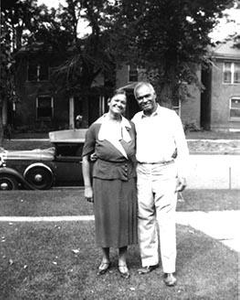 Chester and Ada Franklin