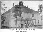 Rebecca Hall, Bettis Academy; Girls' dormitory