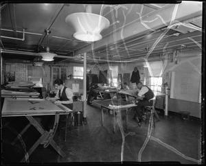Casselle [sic] Office [December 1932 : cellulose acetate photonegative]