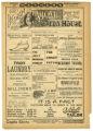 """The Crazy Patch"" theater program, Bijou Opera House, Minneapolis, Minnesota"