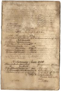 Gibbs Plantation Register