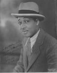 [Duke Ellington portrait : photoprint, 1923.]