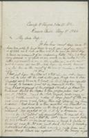John Bennitt to his wife [Letter 155]
